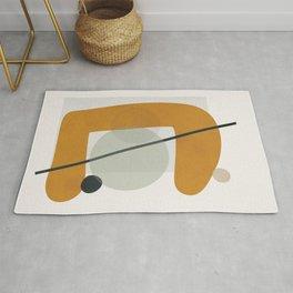 Abstract Shapes No.29 Rug