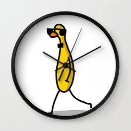 The Coolest | Veronica Nagorny Wall Clock