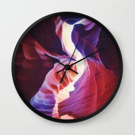 Antelope Canyon Wall Clock
