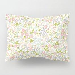 Flowery Garden Pillow Sham