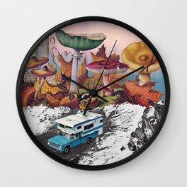 Good Trip Wall Clock