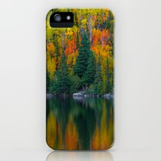 Reflections of Autumn iPhone (5, 5s) Slim Case