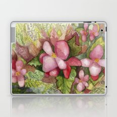 Begonia Beauty Laptop & iPad Skin