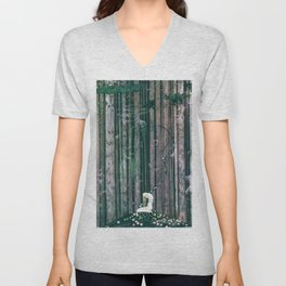 Kay Nielsen - The Lost Palace And The Crying Daughter Unisex V-Neck