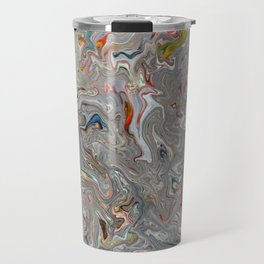 Abstract Oil Painting 27 Travel Mug