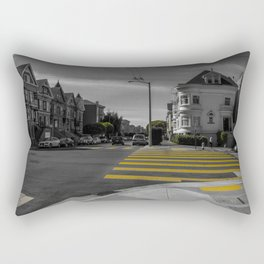 Street of San Francisco Rectangular Pillow