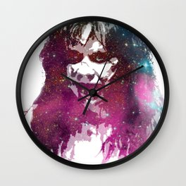 Galaxy Linda Blair Regan MacNeil The Exorcist Wall Clock