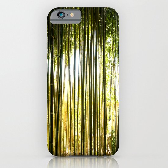 Rothschild Bamboo Forest iPhone & iPod Case