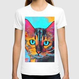 Cat 10 T-shirt