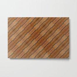 Furniture Mockup Pattern Metal Print