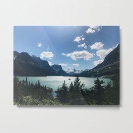 Glacier National Park, Montana Metal Print