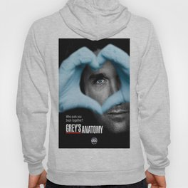 Grey's Anatomy-Who Puts You Back Together Hoody
