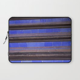 Blue Staircase Laptop Sleeve