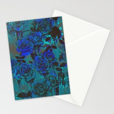Royal Roses Stationery Cards
