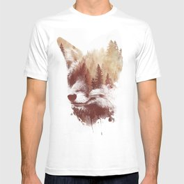 Blind fox T-shirt