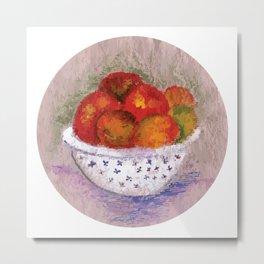 Frutas III (Fruits III) Metal Print
