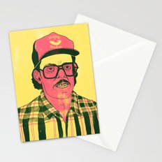 Sausage Man Stationery Cards
