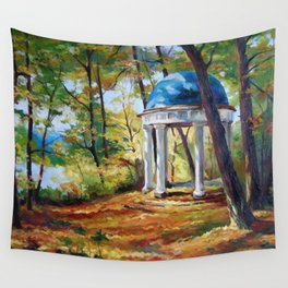 Autumn day Wall Tapestry