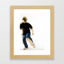 dancer #2 Framed Art Print