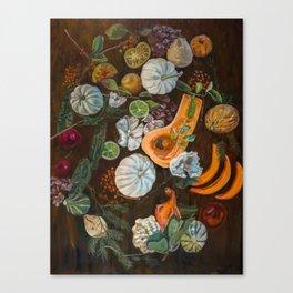 Fruit of Her Labor Art Print Canvas Print