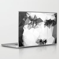 actor Laptop & iPad Skins featuring JARED by THE USUAL DESIGNERS