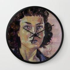 Philippa Foot Wall Clock