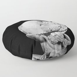 Weight of the Weekend Floor Pillow