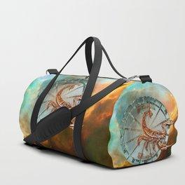 Scorpion and Nebula Duffle Bag