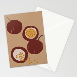 PASSION FRUIT Stationery Cards