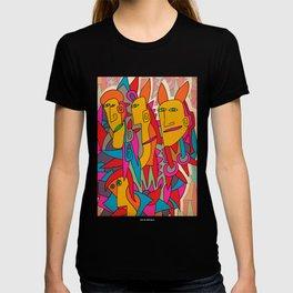 - rabbits - T-shirt