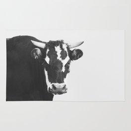 Modern Cow Rug