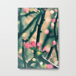 Early Spring Affaire Metal Print