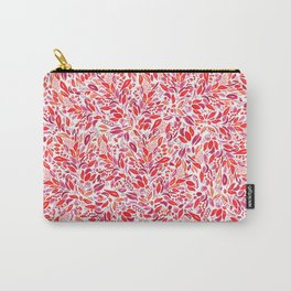 Fall Florals Carry-All Pouch