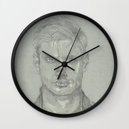 Valentine Ackles Wall Clock