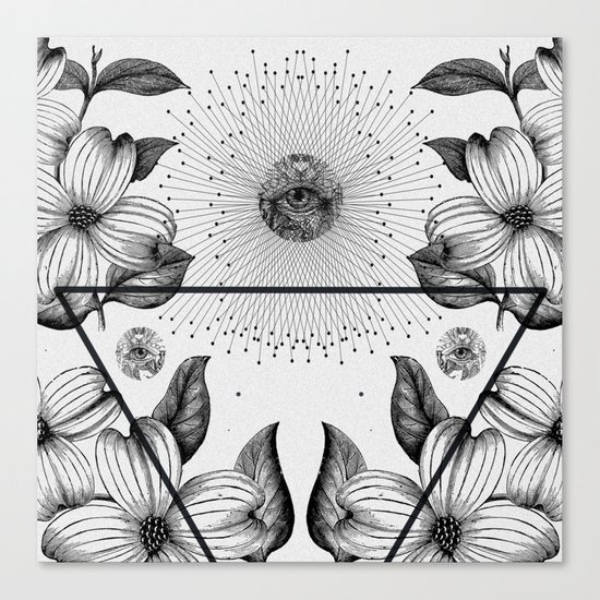 AELLA Canvas Print