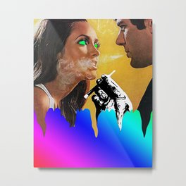 melt with me Metal Print