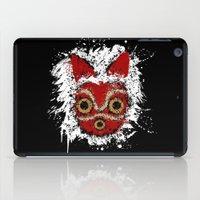 mononoke iPad Cases featuring Mononoke fanart by le.duc