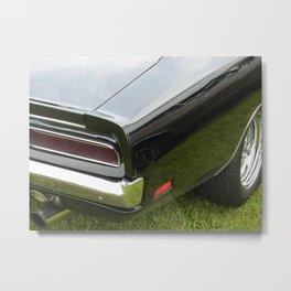 Muscle Car Metal Print