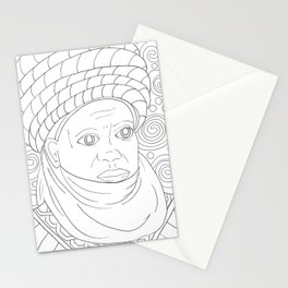 Hausa Stationery Cards