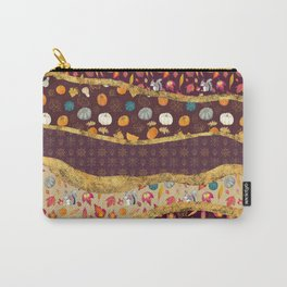 AUTUMN JEWELS Carry-All Pouch