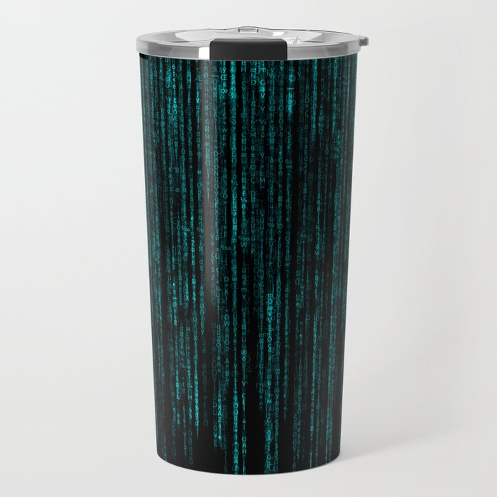 Matrix (6) Travel Mug