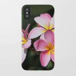 Hawaiian Flower iPhone Case
