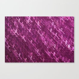 Glitter 1115 Canvas Print