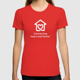 Connecting Heart and Home T-shirt