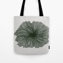 Jellyfish Flower B Tote Bag