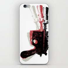 Blaster (Left) iPhone & iPod Skin