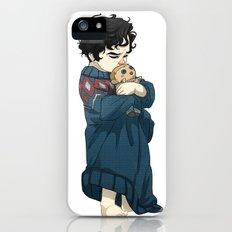Baby Sherlock iPhone (5, 5s) Slim Case