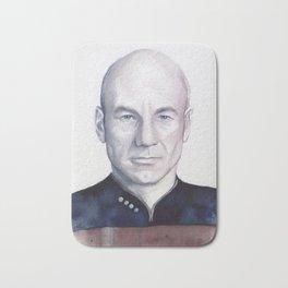 Captain Picard Bath Mat