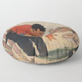 Ivory Soap Floor Pillow