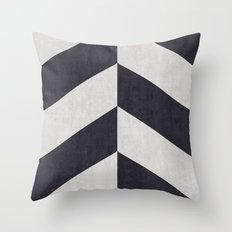 Minimalist bands VIII Throw Pillow